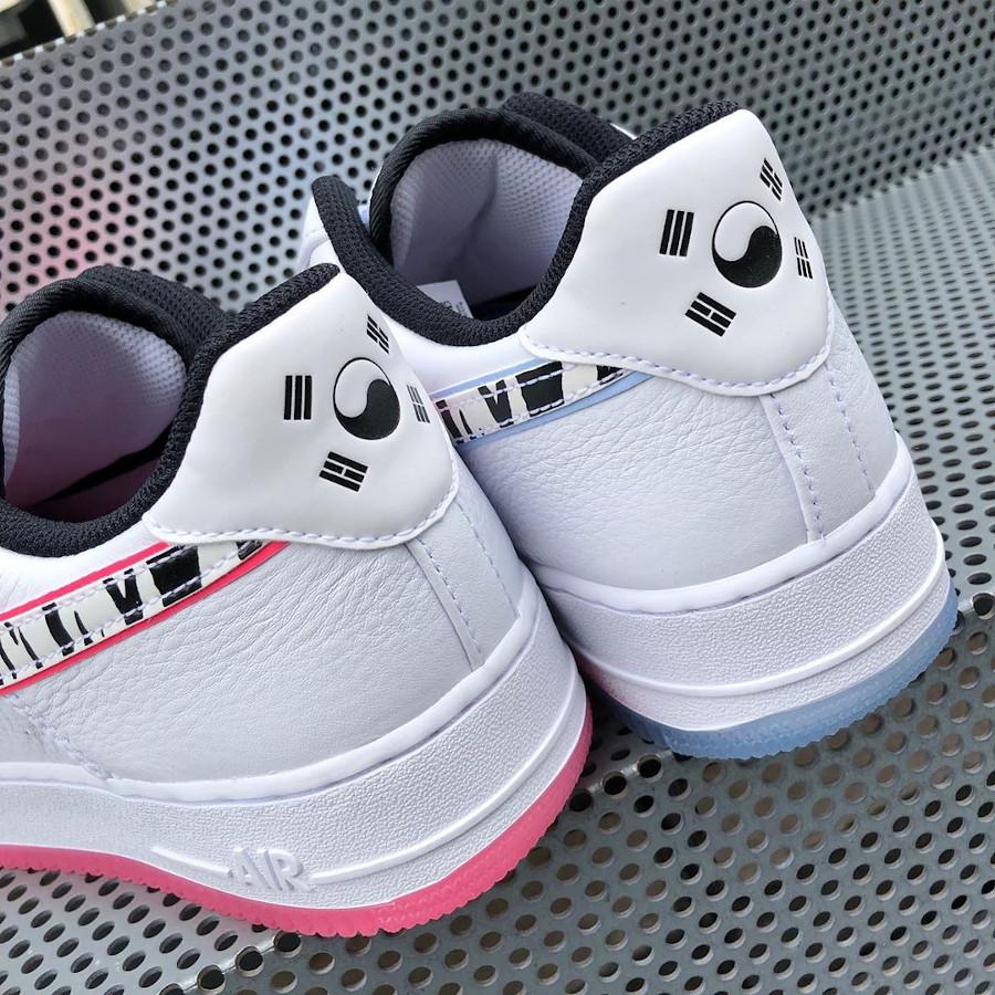 Nike Air Force 1 Low corée du sud 2020 (2)