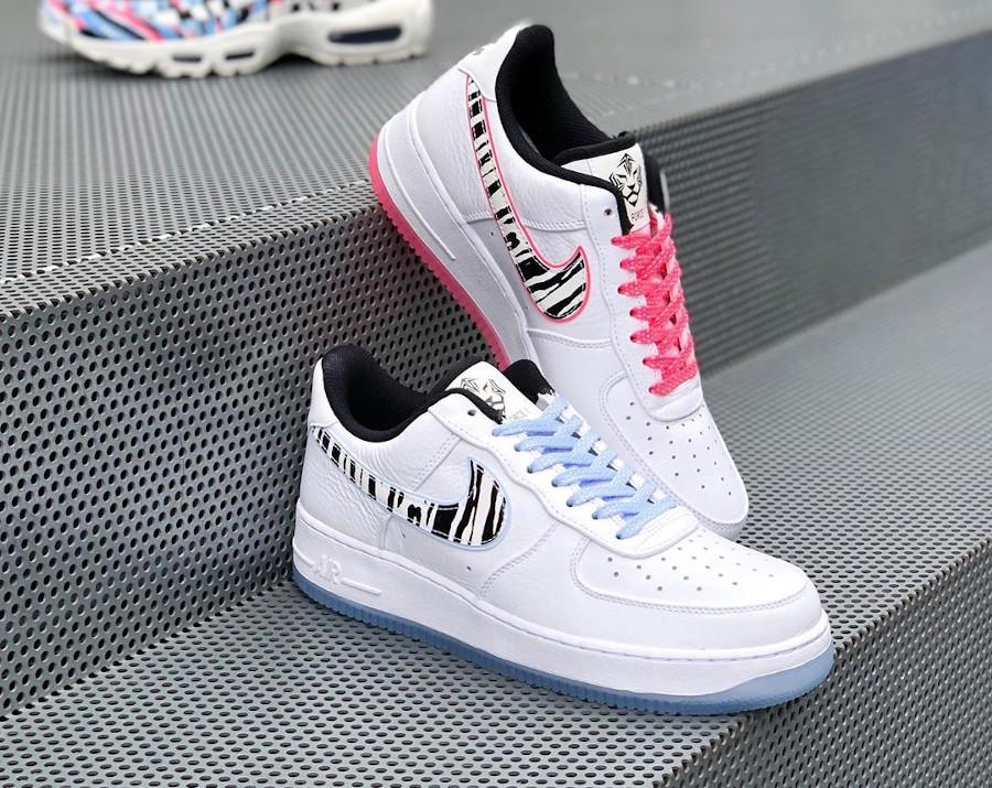 Nike Air Force 1 Low corée du sud 2020 (3)