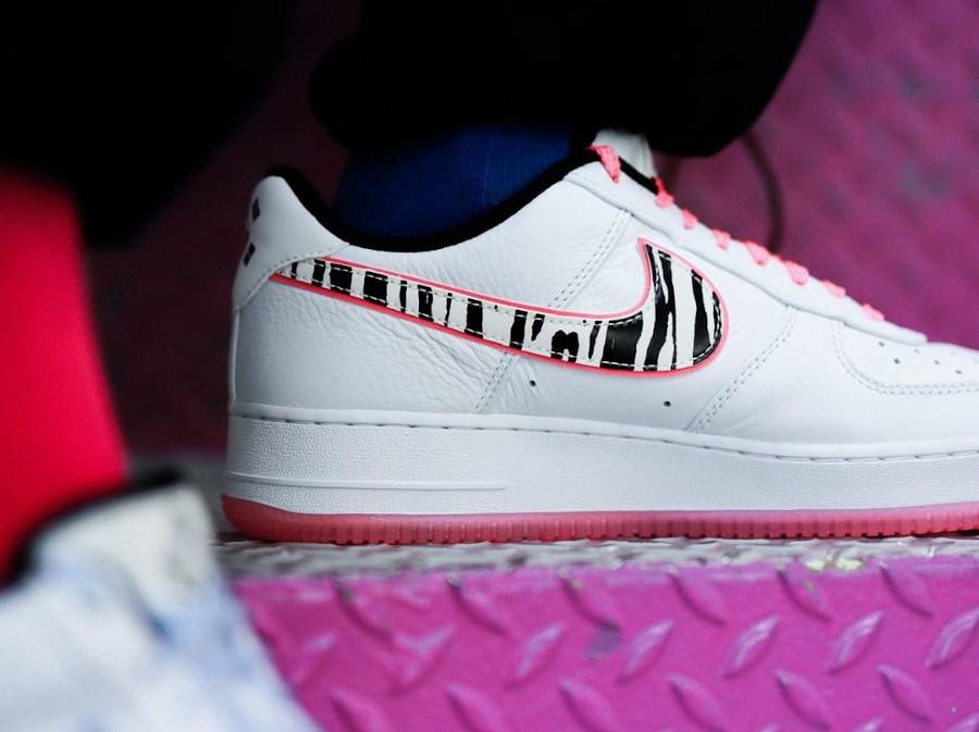 Nike Air Force 1 Low tigre blanc (5)