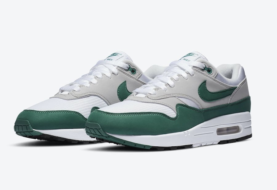 Nike-Air-Max-1-Anniversary-Hunter-Green-DC1454-100-sortie-france
