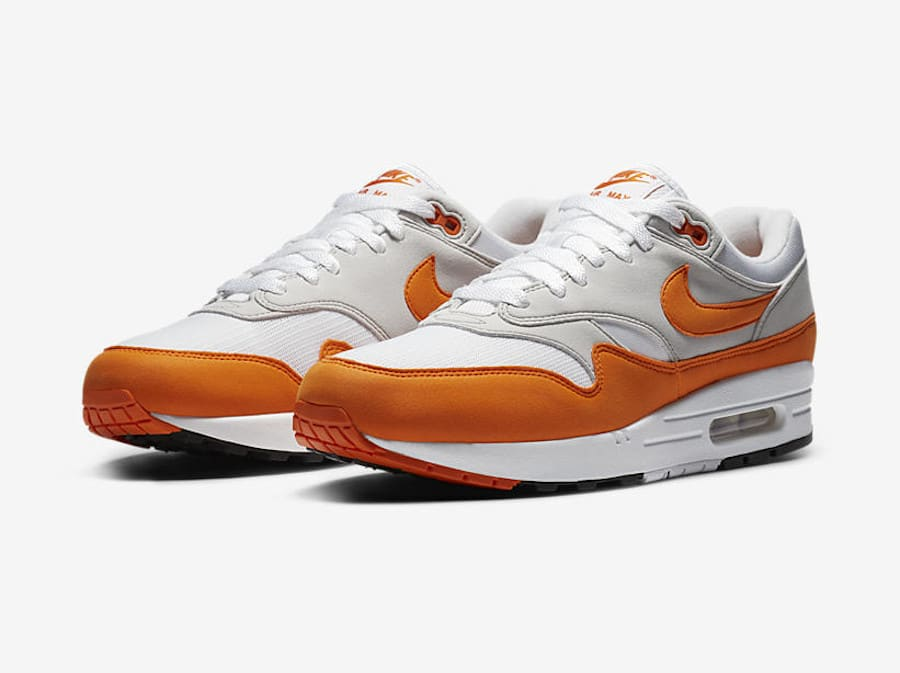 Nike Air Max 1 OG Magma Orange sortie en France