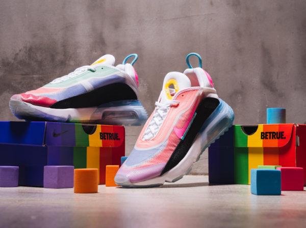 Nike Air Max 2090 Betrue Pride Multicolor CZ4090-900
