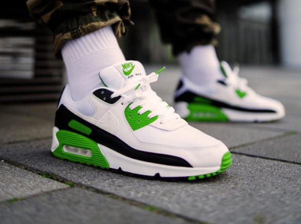 Nike Air Max 90 Recraft Chlorophyll CT4352-102