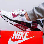Nike Air Max 90 Recrafted New Maroon