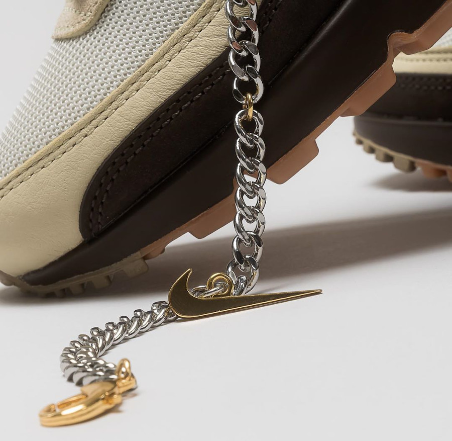 Nike Air Max 90 avec une chaine bracelet (1)