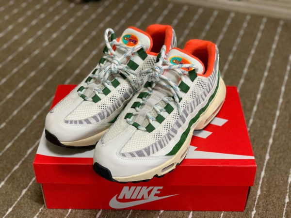 nike air max 95 greatest hits femme
