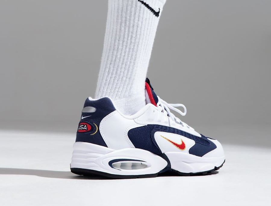 Nike Air Max Triax 96 Tracks and Field (drapeau américain) (7)