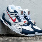 Nike Air Trainer 3 Midnight Navy University Red