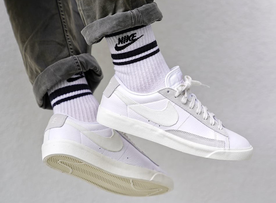 Nike Blazer Low Low Platinum Tint Pack CW7585-100