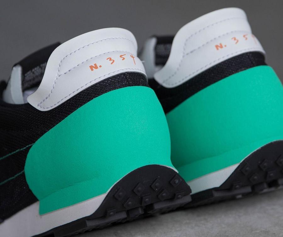 Nike Daybreak Type homme noire 354 noire blanche et vert menthe (1)