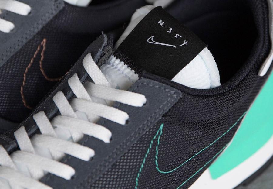 Nike Daybreak Type homme noire 354 noire blanche et vert menthe (2)
