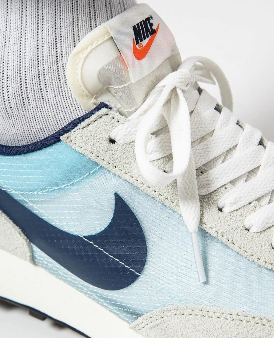 Nike Dbreak grise blanche et bleu ciel (5)