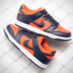Nike Dunk Low SP 'Champs Colors' University Orange Marine