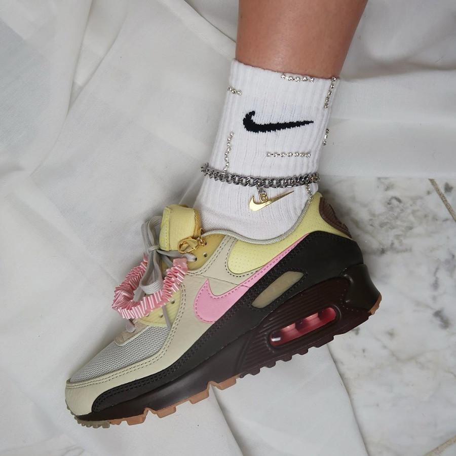 Nike Wmns Air Max 90 Cuban Link