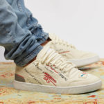 Central Saint Martins x Puma Ralph Sampson Low 'Day Zero'