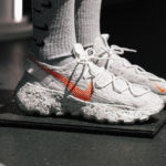 Nike Space Hippie 04 Summit White Hyper Crimson