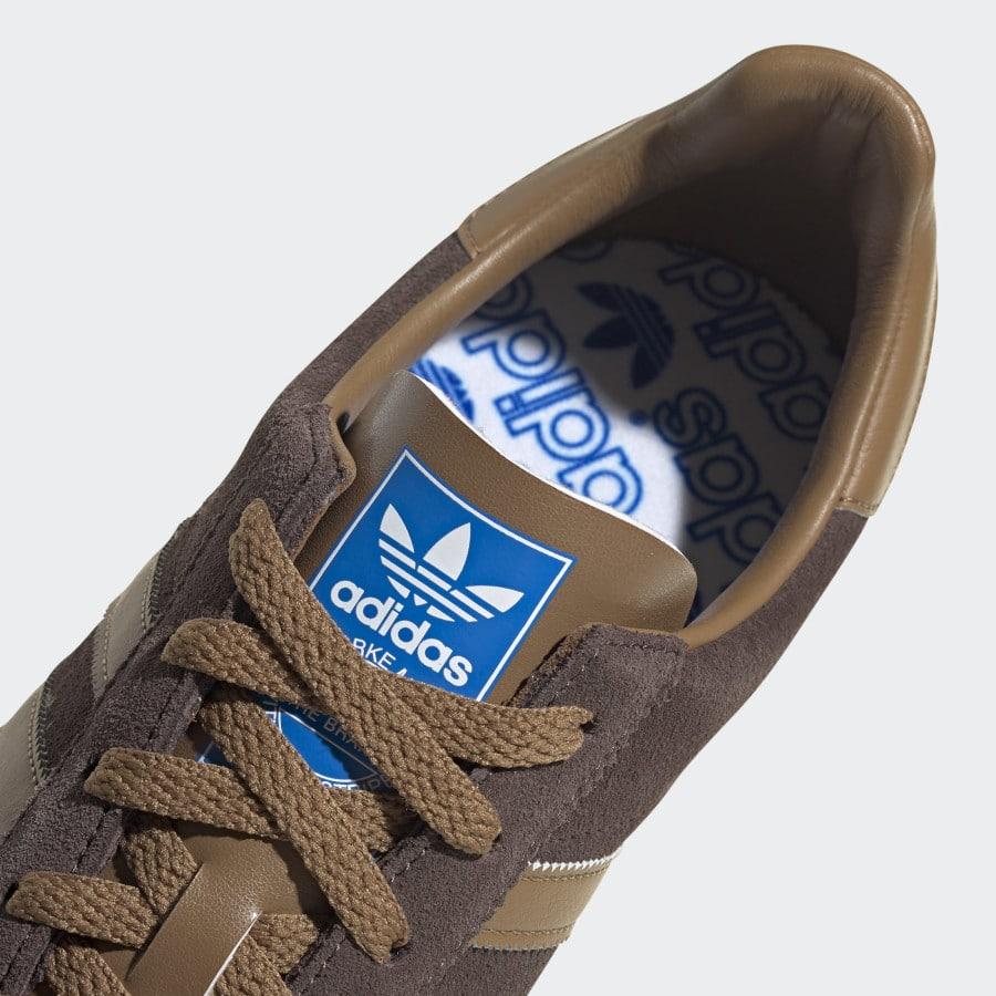 Adidas AS 520 marron et bleue pour homme (1)