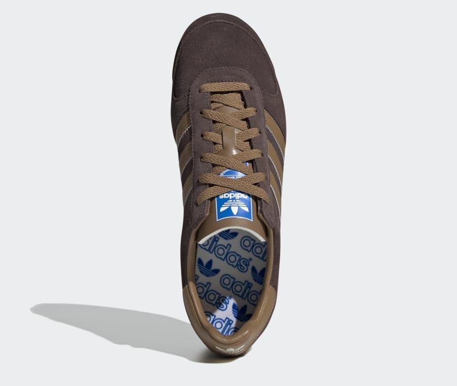 Adidas AS 520 marron et bleue pour homme (2)