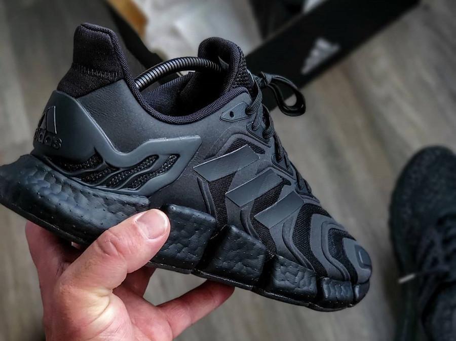 Adidas Clima Cool 2020 toute noire (2)