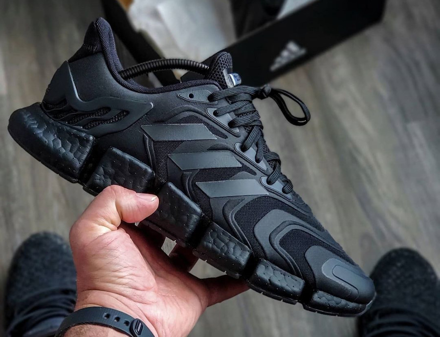 Adidas Clima Cool 2020 toute noire (3)