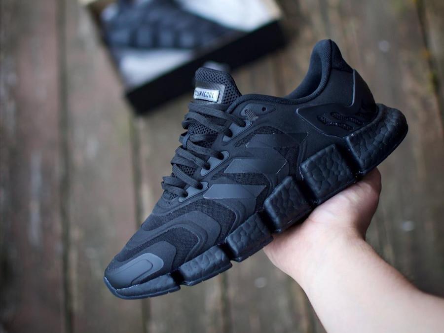 Adidas Clima Cool 2020 toute noire (4)