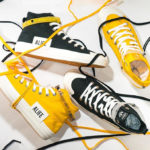 Alife New York x Adidas Consortium Nizza Hi 'Black & Yellow'