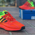 Adidas ZX 2K Boost 'Solar Yellow Hi-Res Red'