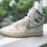 La Air Jordan 1 OG Natural Grey de 1985 : la paire qui valait 3000 dollars