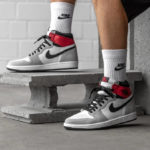 Air Jordan 1 High Retro OG Light Smoke Grey