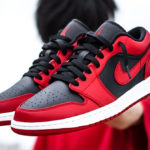 Air Jordan 1 Low Reverse Bred Banned