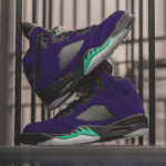 Air Jordan 5 Retro Purple Grape