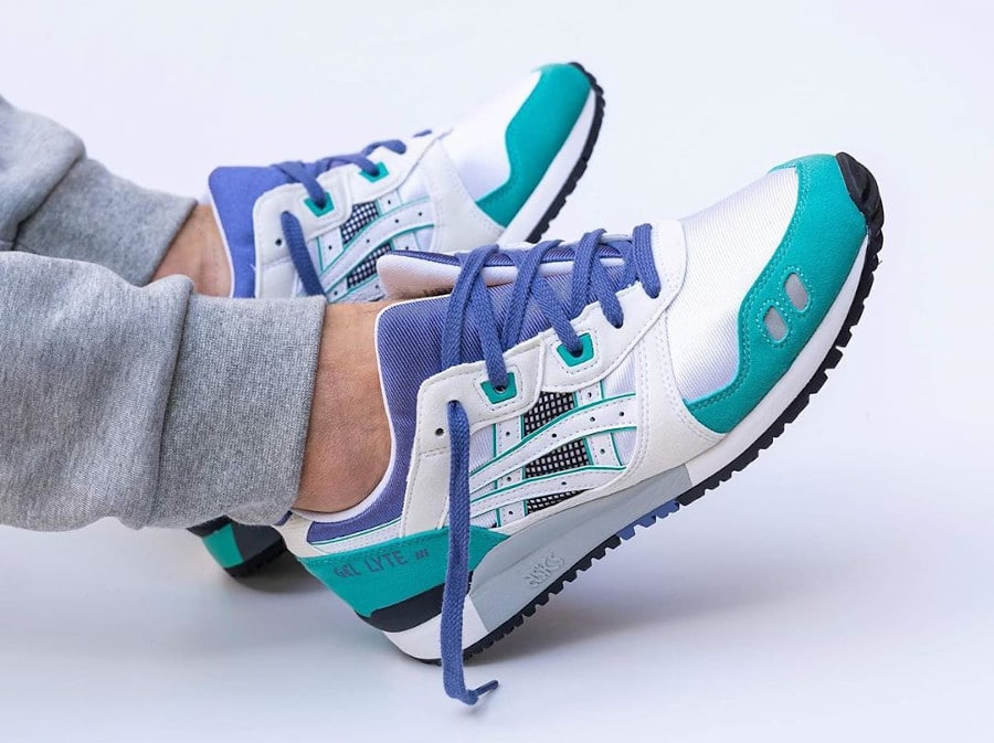Asics Gel Lyte 3 OG Emerald 30th Anniversary 1191A266-103