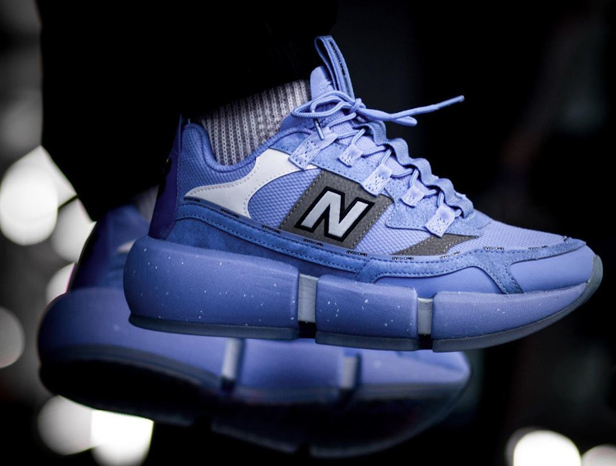 Jaden Smith x New Balance Vision Racer 'Wavy Baby Blue'