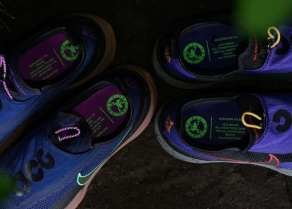 Nike ACG Air Zoom AO Violet Fusion Blue Void CT2898