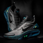 Nike Adapt Auto Max 'Anthracite' Black Green
