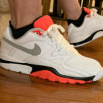 Nike Air Cross Trainer 3 Low OG 'Infrared' Bright Crimson