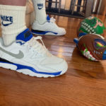Nike Air Cross Trainer 3 Low OG '90 White Racer Blue