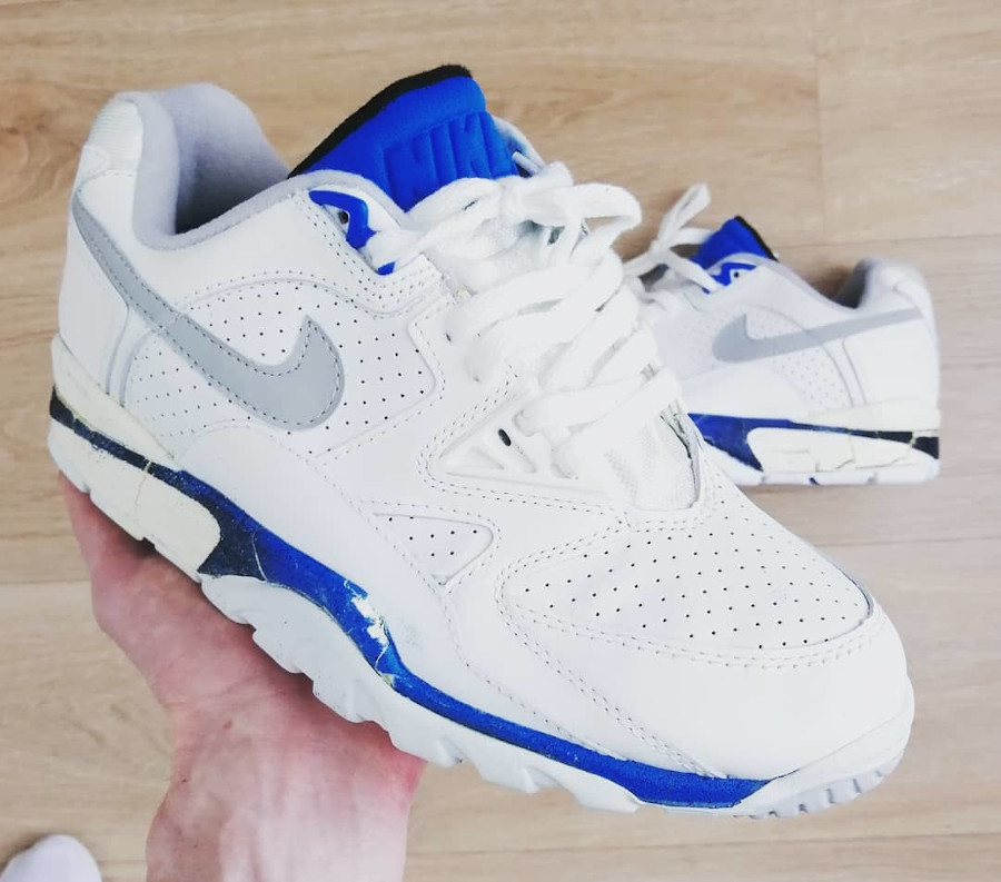 Nike Air Cross Trainer 3 Low OG Racer Blue vintage de 1990