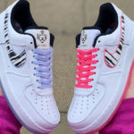 Nike Air Force 1 '07 'South Korea' White Tiger