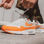 Nike Air Max 1 OG Anniversary Magma Orange Neutral Grey