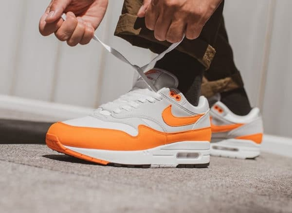 Nike Air Max 1 OG 30th Anniversary Orange DC1454 101 (1)