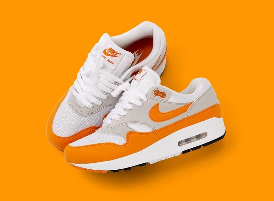 Nike Air Max 1 OG 30th Anniversary Orange DC1454 101