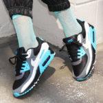 Nike Air Max 90 Reverse Laser Blue