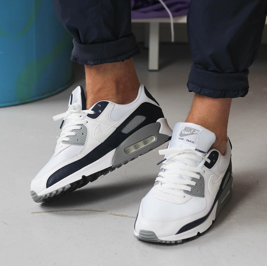 CT4352 100 : que vaut la Nike Air Max 90 OG Recrafted