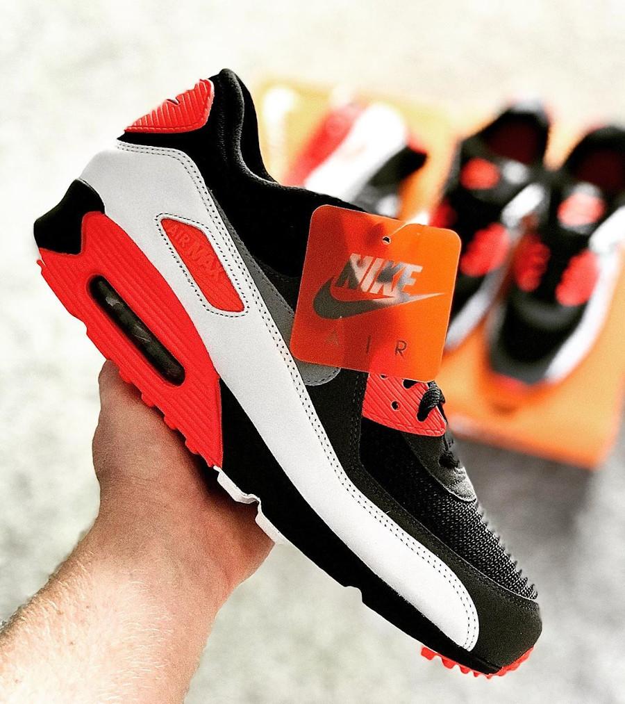 Nike Air Max 90 Reverse Infrared (2015)