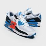 Nike Air Max 90 OG Laser Blue 2020 (30th Anniversary)