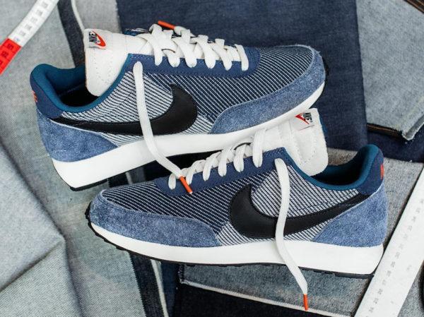 Nike Air Tailwind 79 2020 en jeans bleu marine (1)