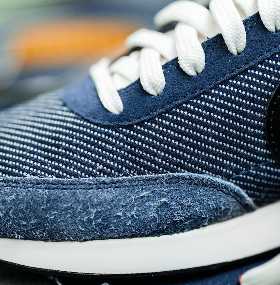 Nike Air Tailwind 79 2020 en jeans bleu marine (2)