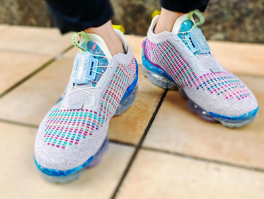 Nike Air Vapor Max 20 Move to Zero on feet (1)