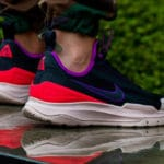 Nike Air Zoom AO ACG Black Laser Crimson
